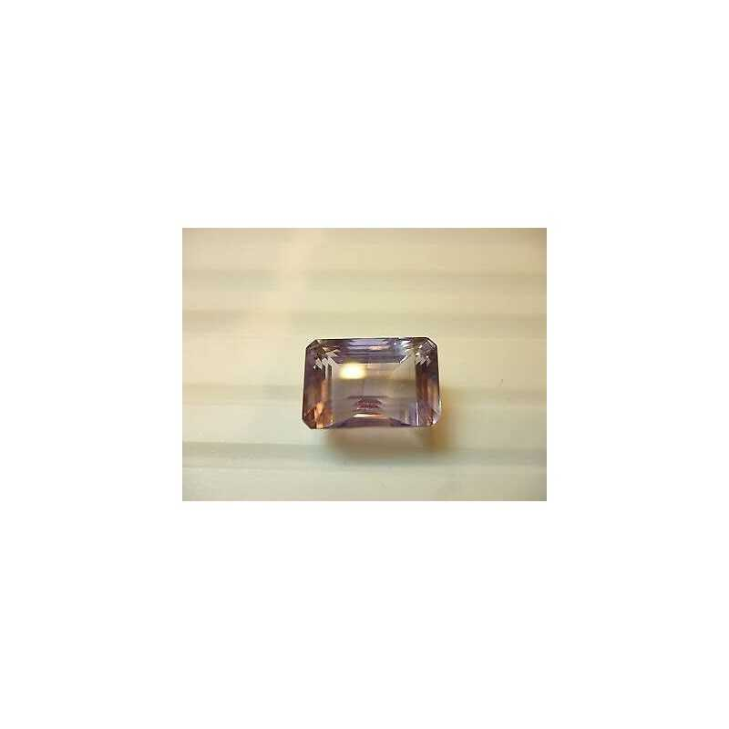 Amethyst cut octagon emerald brazil 13 ct lot 20 30 40