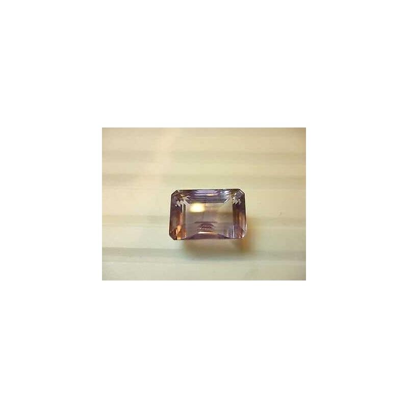 Ametista taglio ottagono smeraldo brasile 13.90 carati lotto 20 30 40