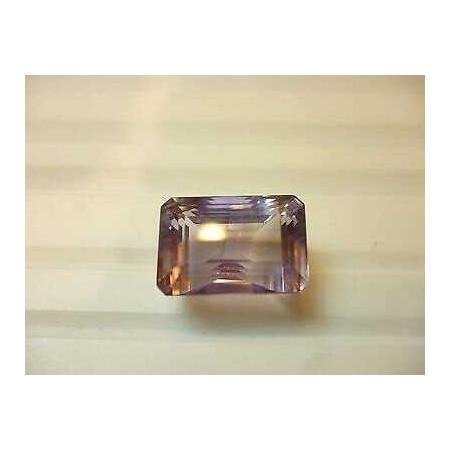 Amethyst cut octagon emerald brazil 13.90 ct lot 20 30 40