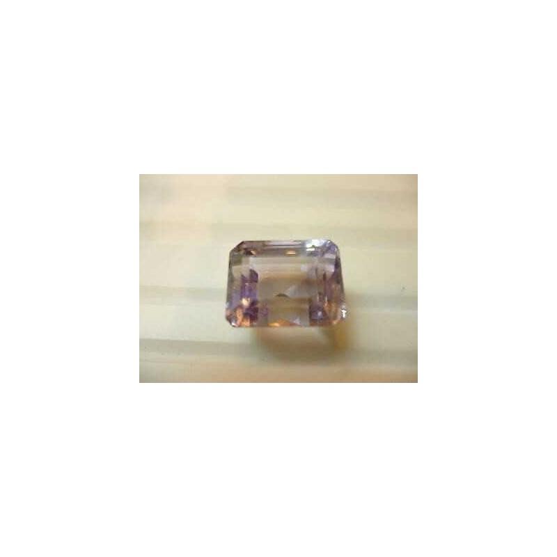 Amethyst cut octagon emerald Brazil 21 ct lot 20 30 40