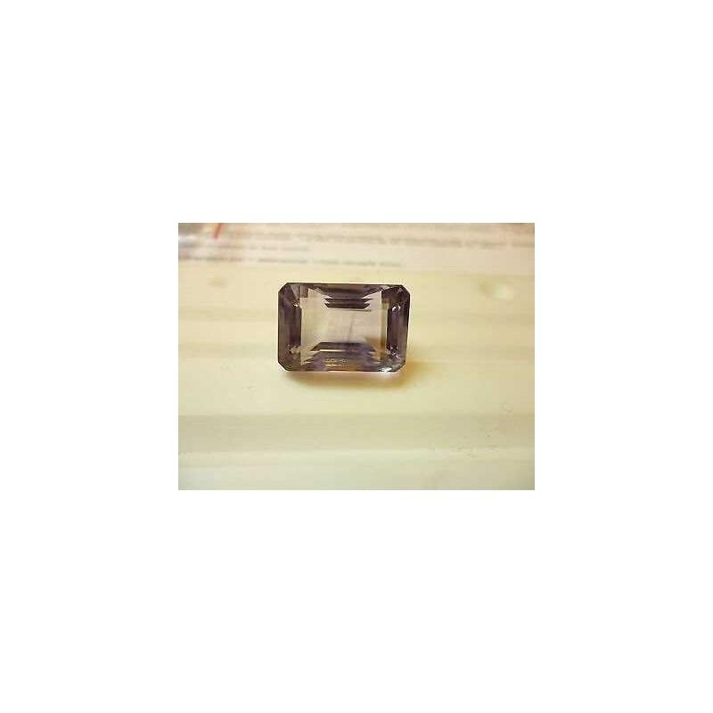 Ametista Taglio Ottagono Smeraldo del Brasile 22.80 carati lotto 20 30 40