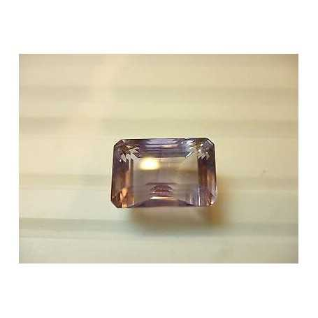 Amethyst Cut Octagon Emerald Brazil 22.80 ct Lot 20 30 40