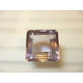 Amethyst SQUARE cut emerald Brazil 10.8 ct lot 20 30 40