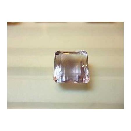 Amethyst SQUARE cut emerald Brazil 19.80 ct Lot 20 30 40