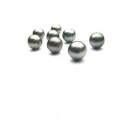 BLACK PEARL TAHITIAN 10.5 mm 7.50 CARATS AAA AUCTION CRAZY