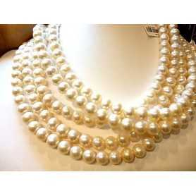 AKOYA PEARLS 10.00 mm QUALITY AAA 55 carat certified latest mad rod