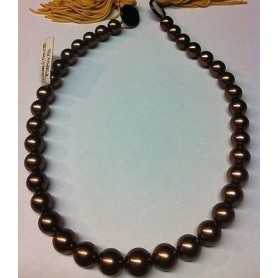 WIRE BEADS AUSTRALIA AUSTRALIAN CIOCCOLAT BROWN 358 CARATS