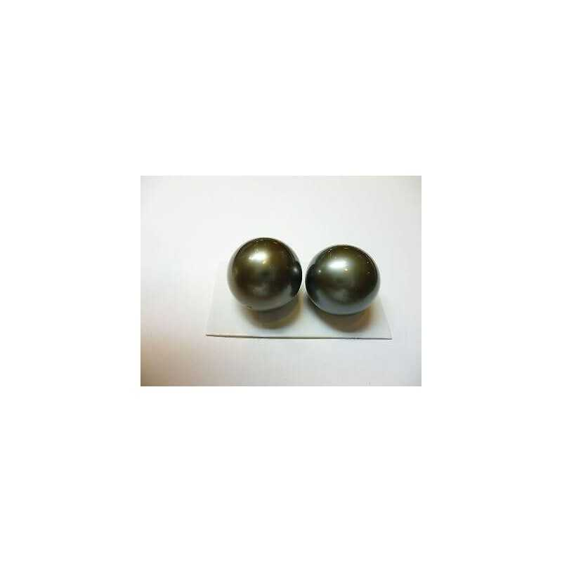 PEARLS TAHITI BLACK QUALITY PLATINUM is THE TOP DISCOUNT of 50 % TORQUE 13.0 mm