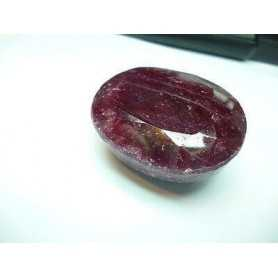 RUBY GIANT 395 CARATS, MEASURES 44 X 33 DISCOUNTED THE LAST REMAINING