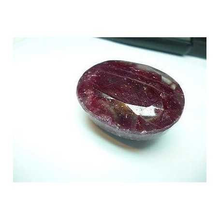 GIANT RUBY 395 CARATS SIZE 44 X 33 DISCOUNTED LAST REMAINING