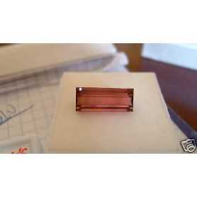 RED TOURMALINE 6.64-CARAT FIRST QUALITY TOP