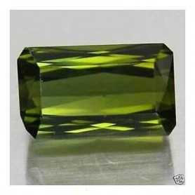 GREEN TOURMALINE 4.08-CARAT FIRST QUALITY TOP
