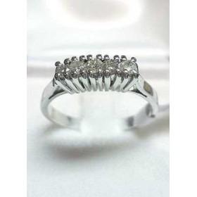 RING RING DIAMOND Carat Total 0.25 VS clarity, H Color