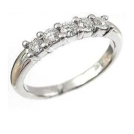 VERETTA ring with total carat diamonds 0.20 purity VS color H