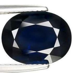 BLUE SAPPHIRE OVAL CUT 1.90 CARAT