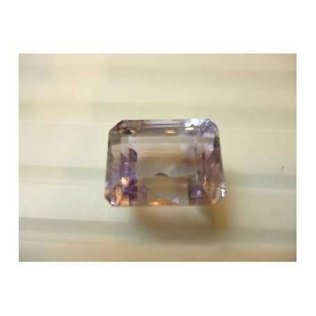Amethyst SQUARE Cut Emerald Brazil 25 Ct Lot 20 30 40