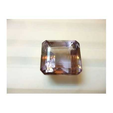 Amethyst SQUARE cut emerald brazil 32 ct lot 20 30 40