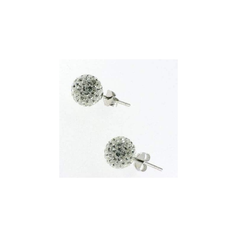 EARRINGS SILVER HIGH MANUFACTURING 1.0 GR