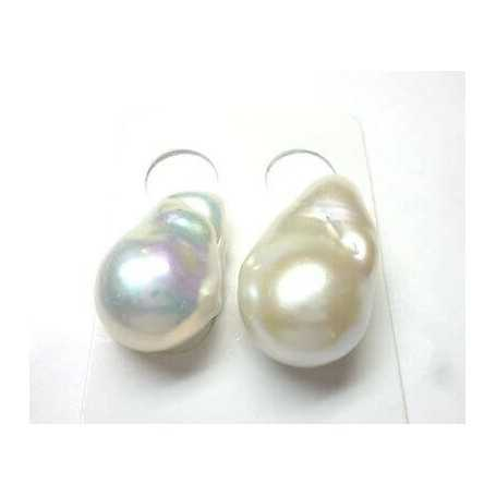 Beads Japan biwa PARIGLIA 15.5 MM 10 grams