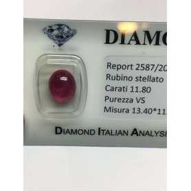 STAR RUBY CARAT 11.80 LOT 5,0 4,0 3,0 2.0 50% DISCOUNT