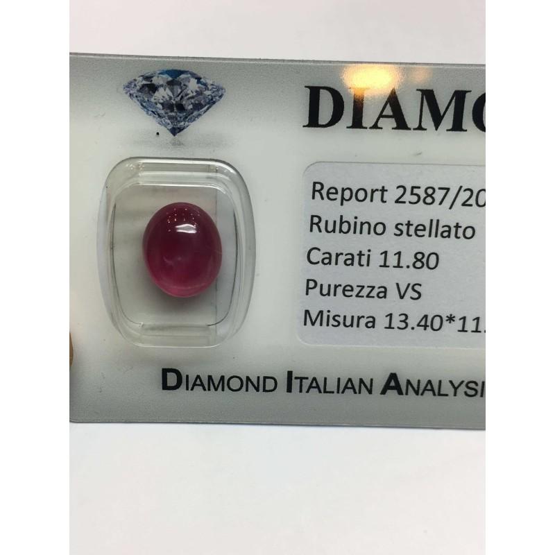 STAR RUBY CARAT 11.80 LOT 5,0 4,0 3,0 2.0 50% DISCOUNT