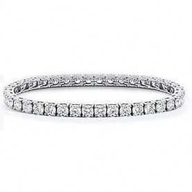BRACELET DIAMOND TENNIS 1.5 CARAT STONES VVS F COLOR