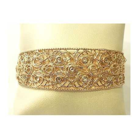 BRACELET STROILI SILVER 925 RHODIUM ROSE GOLD STONES RHINESTONES LIKE DIAMONDS