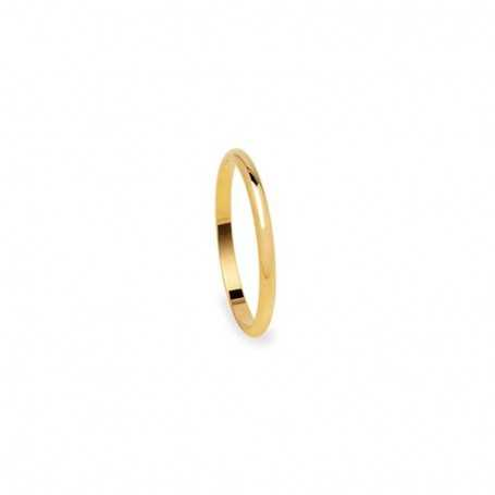 WEDDING CLASSICAL-To-Measure in GOLD YELLOW 3g