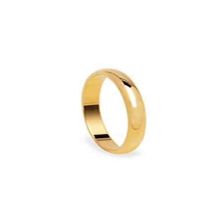 WEDDING CLASSICAL-To-Measure in GOLD YELLOW 6g