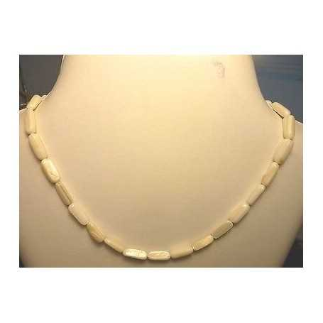 NECKLACE THREAD PEARLS, MOTHER-OF-PEARL 94.50 CARATS