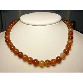 CARNELIAN EXTRA +++ WIRE 250 CARATS QUALITY HIGH JEWELLERY 10 DIAMETER