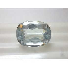 OVAL CUT AQUAMARINE 22,86 CARAT - 60% DISCOUNT