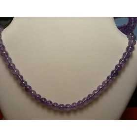 WIRE AMETHYST LENGTH 44 CM ROUND MEASUREMENT 9 CARAT 192