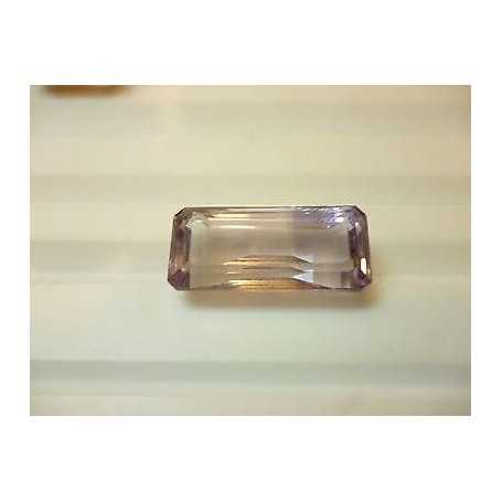 AMETHYST CUT BAQUETTES ct EMERALD 20 - lot 20 30 40