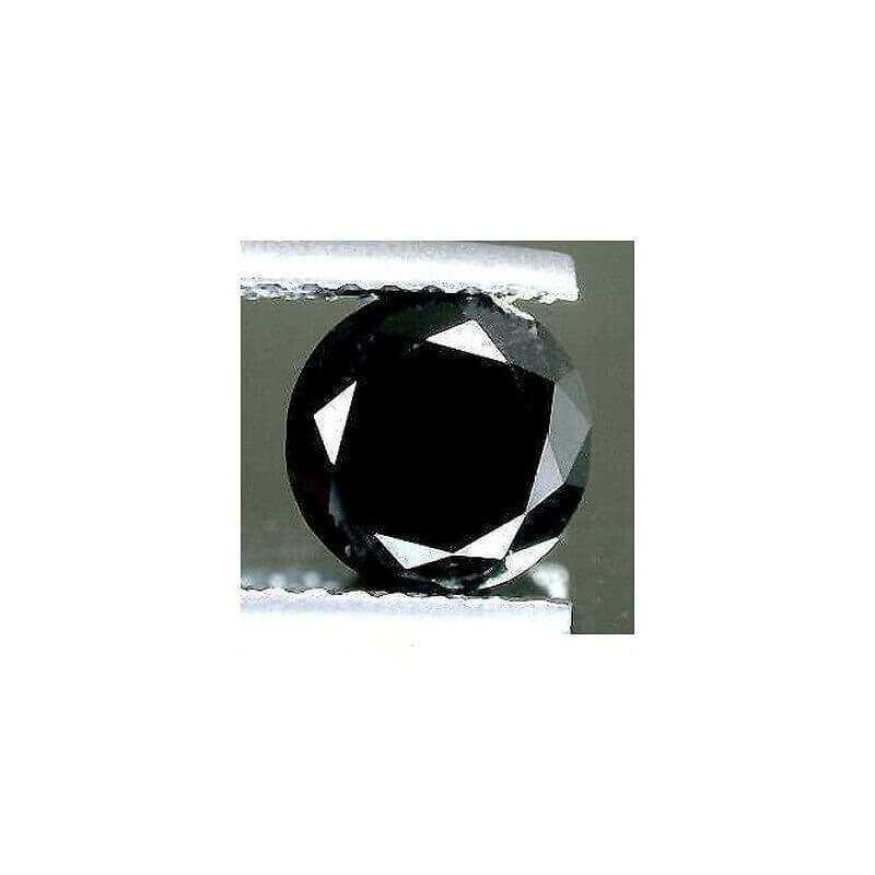 DIAMANTE NERO 0.12 CARATI QUALITA' SUPERIORE