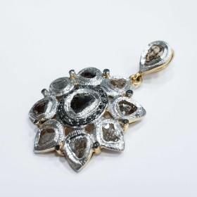 Vintage pendant in sterling Silver - MOD.18