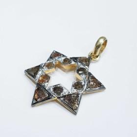 Vintage pendant in sterling Silver - MOD.26
