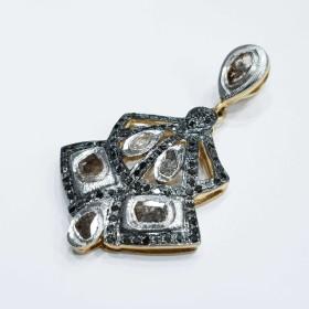 Vintage pendant in sterling Silver - MOD.27